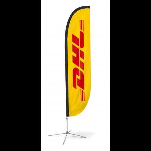 Crest Flag Medium