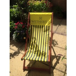 Printed Deckchairs