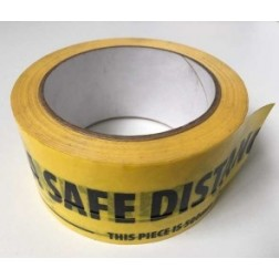 Coronavirus Safety Tape