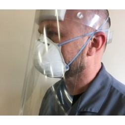 Coronavirus Safety Visor