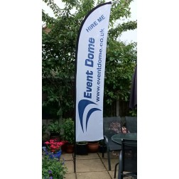 Feather Flags Medium | Premium Flag Range