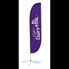 Crest Flag 2.8m