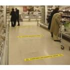 Coronavirus Safety Tape