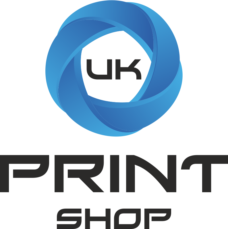 UK PRINT SHOP LOGO