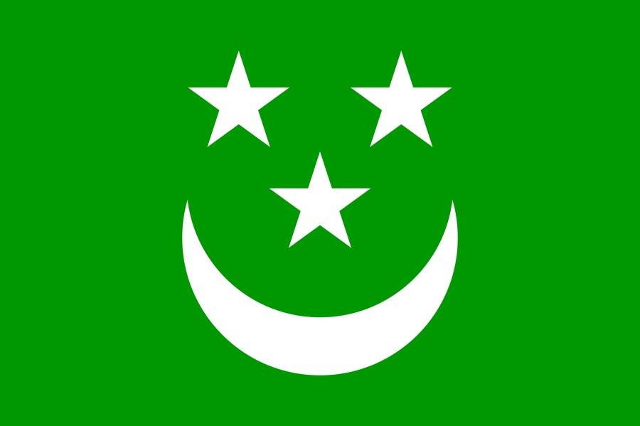 North Caucasian Emirate Flag