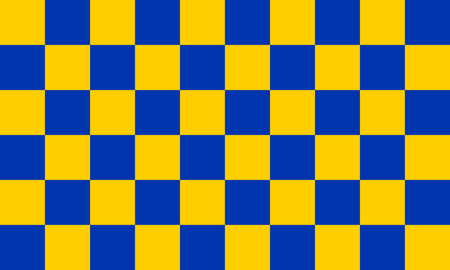 Surrey County Flag