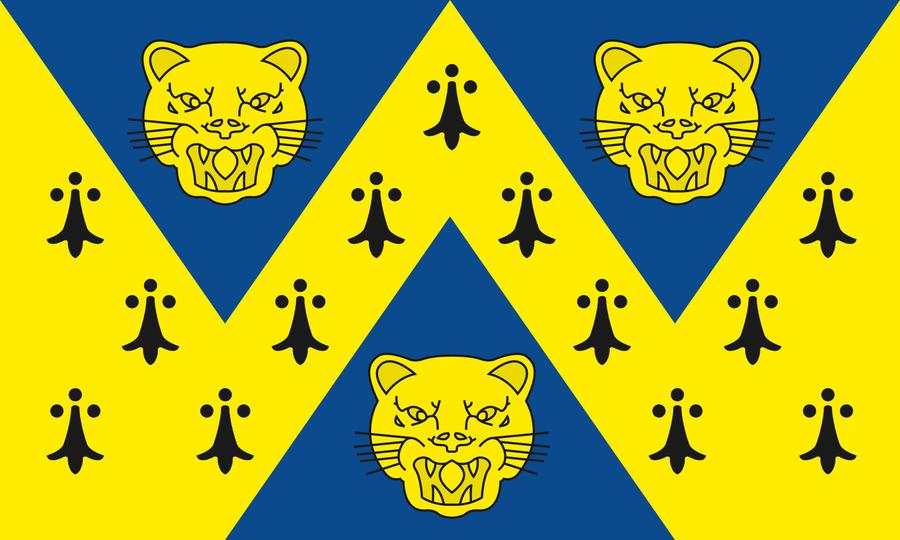 Shropshire County Flag
