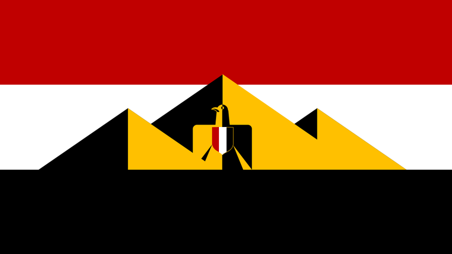 Egypt Flag Redesign