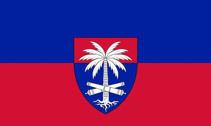 Haiti Flag Redesign