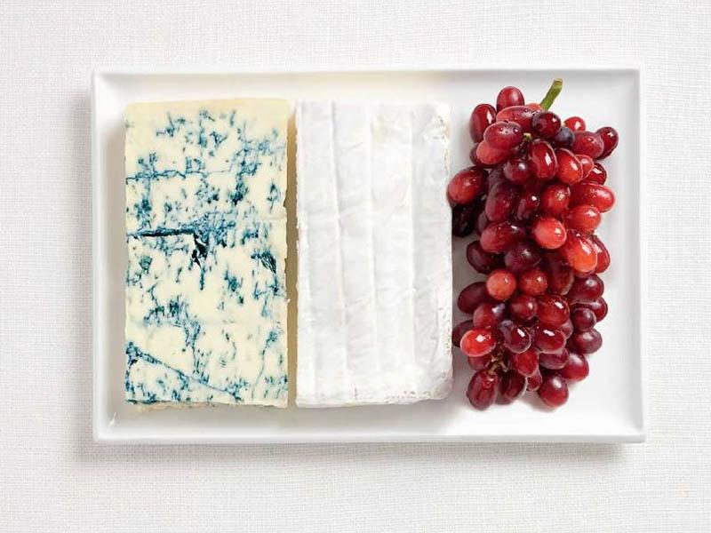 France Food Flag