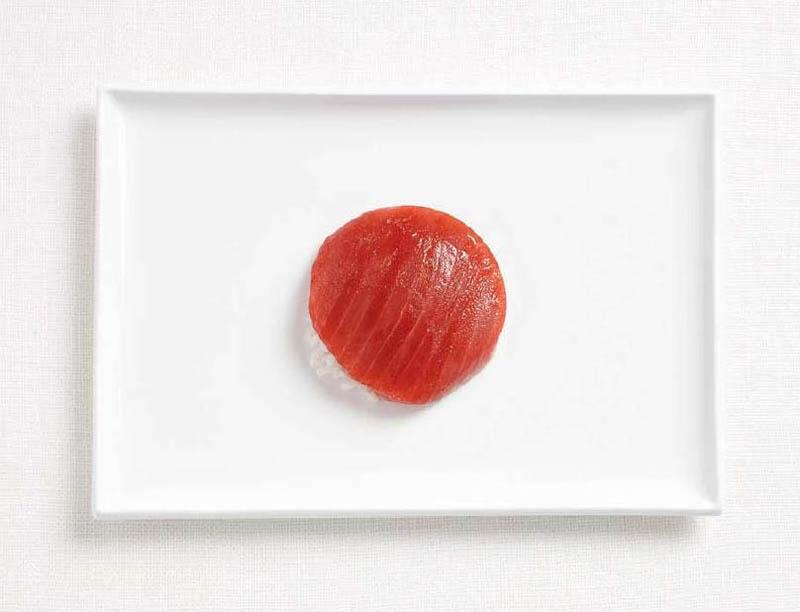Japan Food Flag