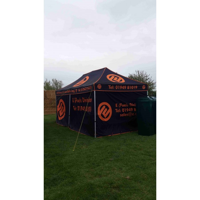 Printed Gazebo Only £599
