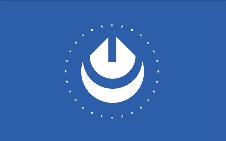 Coruscant flag