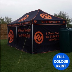 Printed Gazebo | Full Colour (6 x 3)