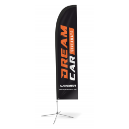 Replacement Feather Flags Small