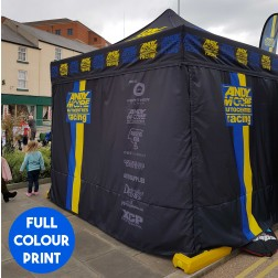 Printed Gazebo | Full Colour (3 x 3)