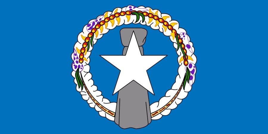 Northern Marianas Islands Flag