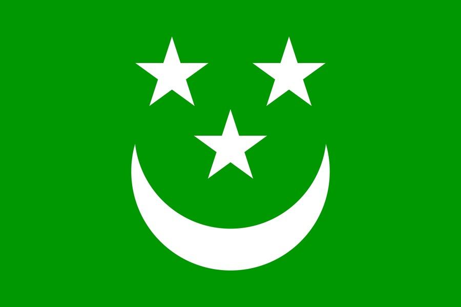 North Caucasian Emirate Flag