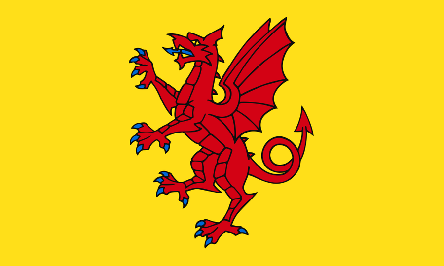 Somerset County Flag