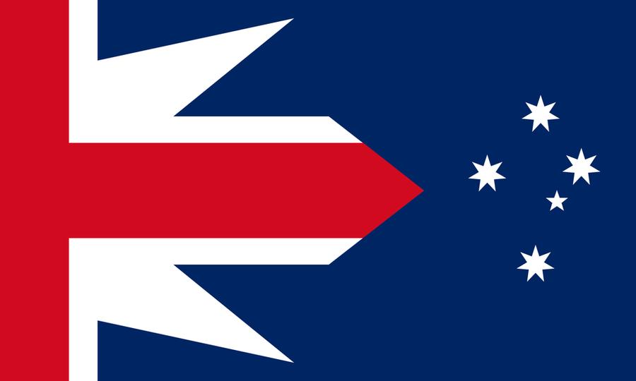 Australia Flag Redesign
