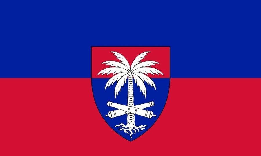 Haiti Flag Redesign