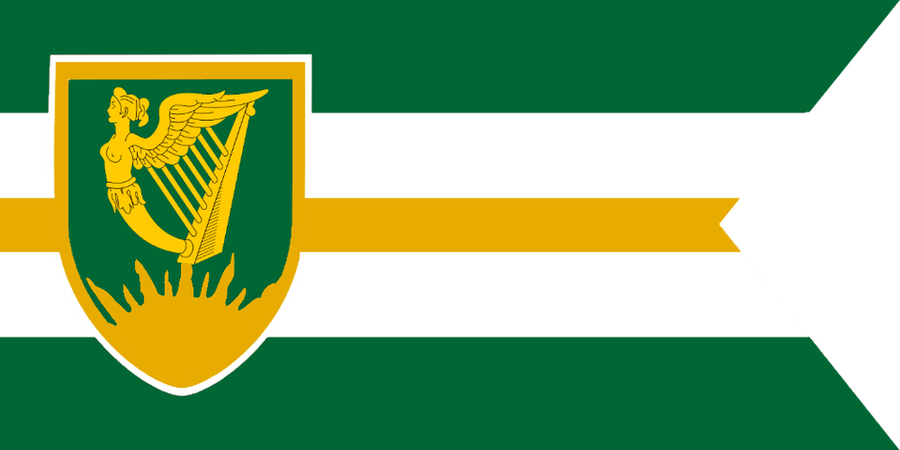 Ireland Flag Redesign