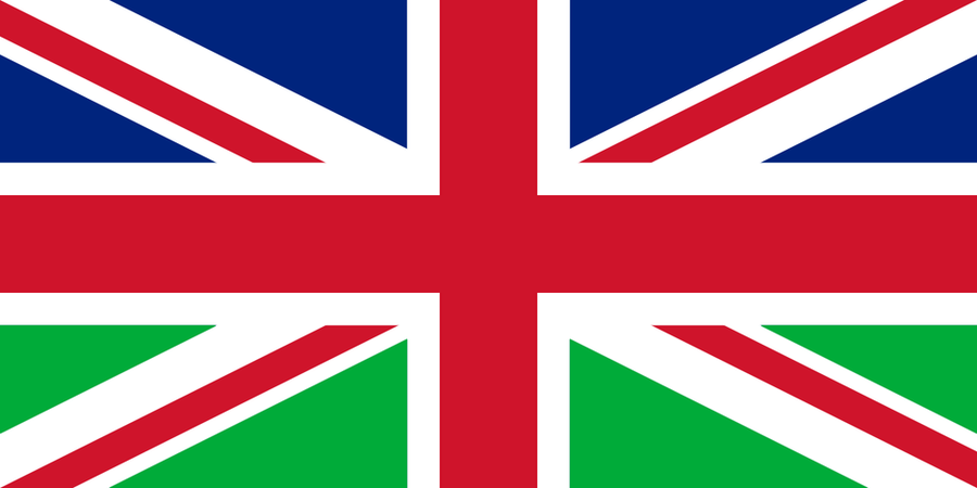 UK Flag Redesign now including Wales